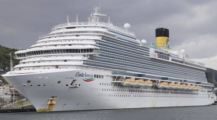 40,000 cruise ship workers still trapped at sea | World News,The Indian Express