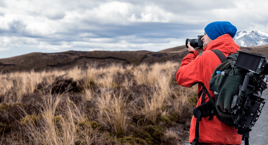 Active Travel Photography – Getting the Most Out of Limited Equipment