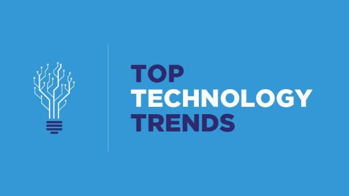 Top 10 Trending Technologies In 2021