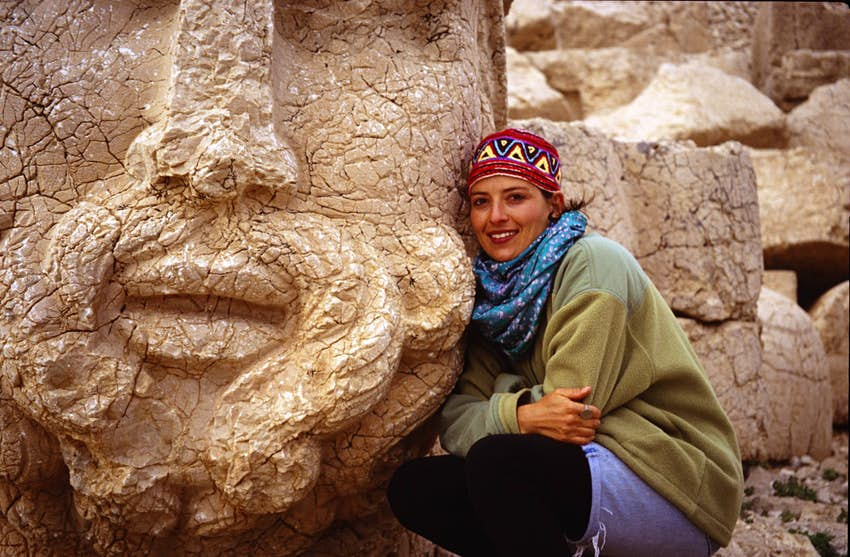 """We were all in a state of wonder"""": Globe Trekker host Justine Shapiro reflects on the show - Lonely Planet"""