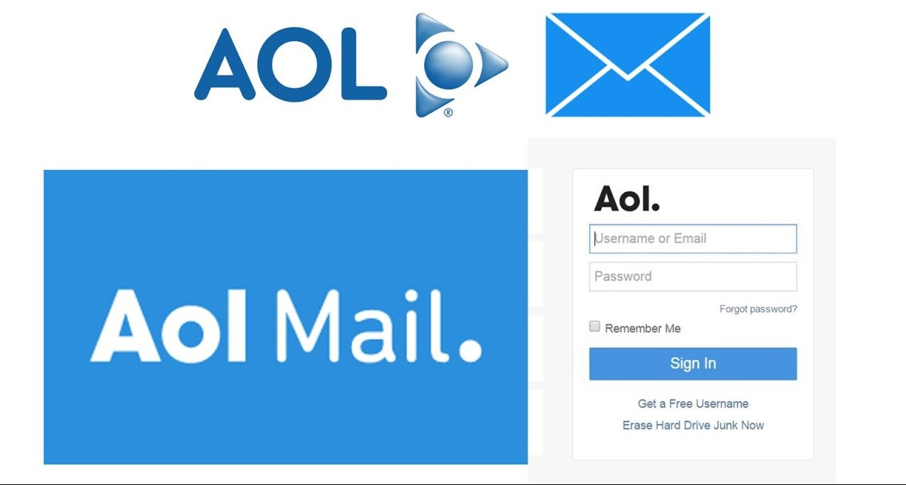 How to create or login to an AOL Mail account